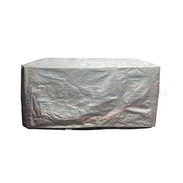 Spa Mack - Whirlpool-Schutzhülle 243 cm x 243 cm x 96.5 cm