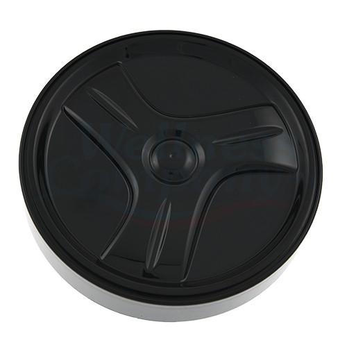 Radfelge ohne Reifen, schwarz - Ersatzteil Zodiac Pool-Reinigungsroboter