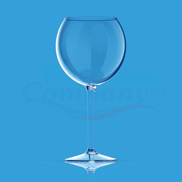 Cocktail / Gin-Tonic Kunststoff-Glas - 63 cl