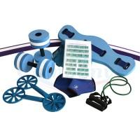 Aqua-Fitness Kit für Swim-Spa und Pool Aquafit