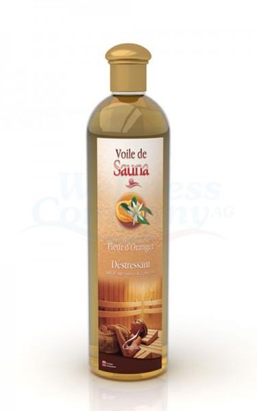Voile de Sauna - Sauna Duft Aufguss - Orangenblüte