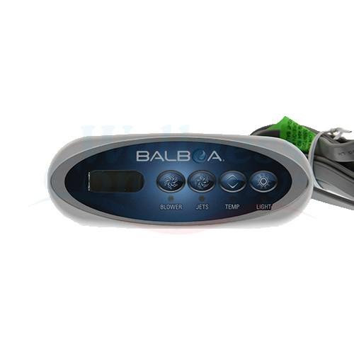 Balboa Mini Oval LCD 4 Knopf Steuerung VL200