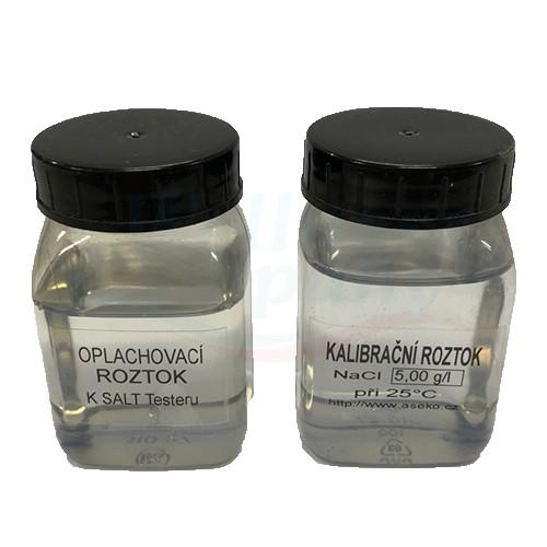 Kalibrierungs-Kit für Salztester