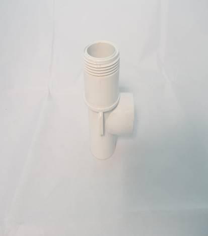 Whirlpool Wasserfall Control Body - Corkscrew Style Hydropool