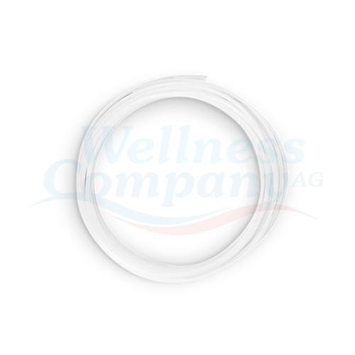 PE-Dosierschlauch transparent für Dosieranlagen (6,35mm) am Laufmeter
