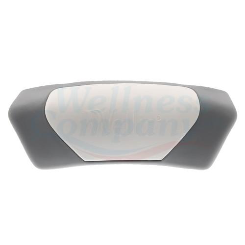 Wellis Whirlpool Nackenkissen zweifarbig - light grey/weiss