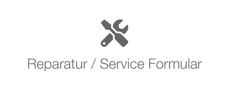 Reparatur / Service Formular