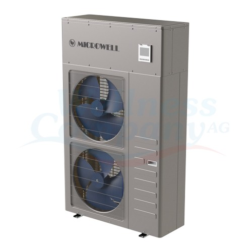 HP2400 Compact Premium 24.4 kW Wärmepumpe für Schwimmbad / Pool