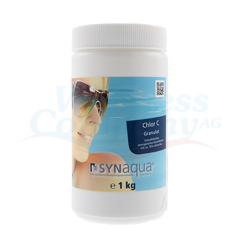 Chlorin Power Pearls Anorganisches Schock-Chlor - 1 kg Dose