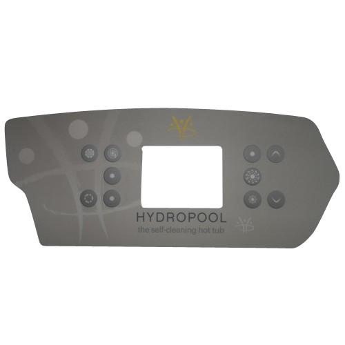 Hydropool Display Aufkleber Gecko K862 1 Pumpe Whirlpool Overlay Sticker