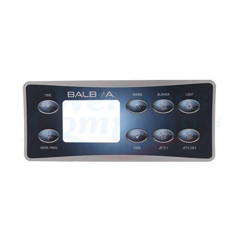 Balboa VL801 Aufkleber Sticker Whirlpool 3 Pumpen & Air