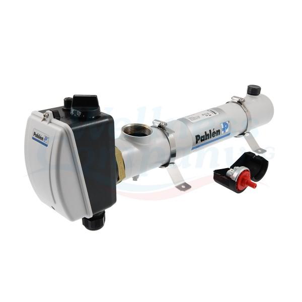 Elektroheizung 12 kW mit Druckschalter