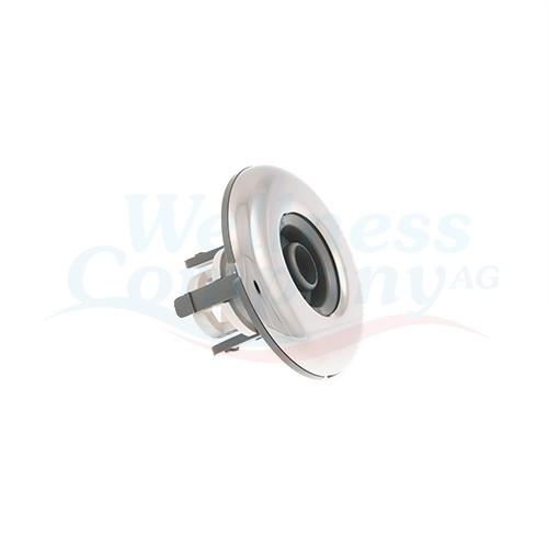 Edelstahl Whirlpool Mini Düsen-Einsatz Grau