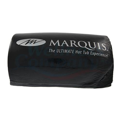 Marquis Spa Whirlpool Nackenkissen Super Soft - Schwarz