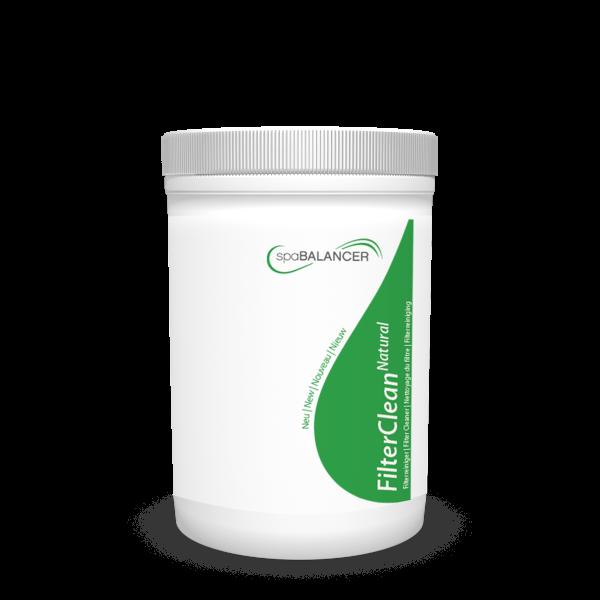 SpaBalancer Filter Clean Natural New