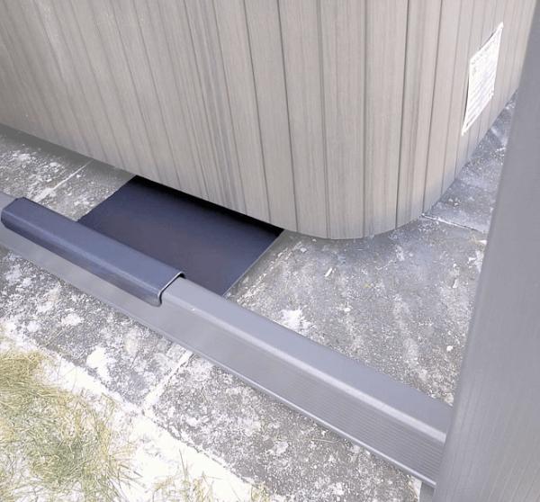 Bodenmontageplatten Covana OASIS / EVOLUTION