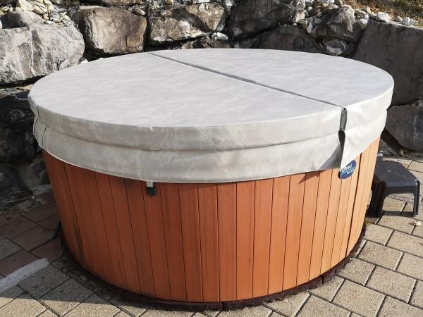 Whirlpool-Abdeckung-rund