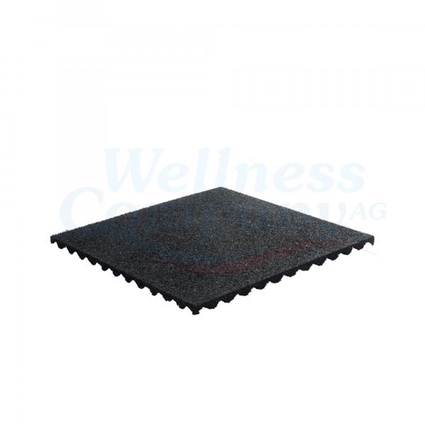 Whirlpool Schallschutz-Matte Körperschallentkopplungsmatte 500 x 1'000mm