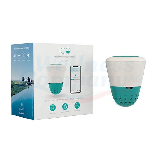ICO Pool - Ihr smartes pH und Desinfektions-Messgerät für Pool / Schwimmbad