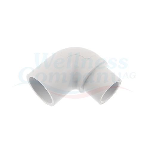 "3/4"" PVC Whirlpool Rohrbogen 90° Grad Spg x S"