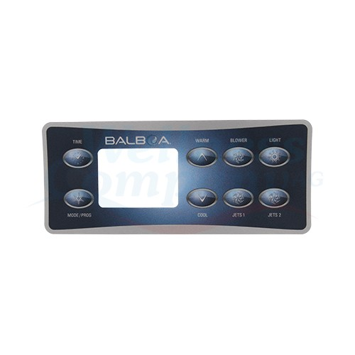 Balboa VL801 Aufkleber Sticker 2 Pumpen & Air