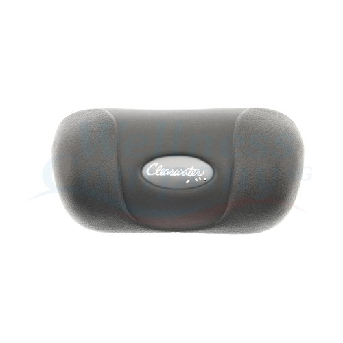 Clearwater Spa Whirlpool Kissen mit Logo - charcoal grey