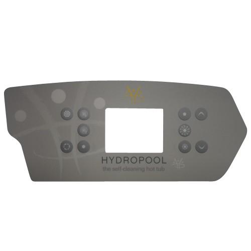 Hydropool Display Aufkleber Gecko K862 2 Pumpen Whirlpool Overlay Sticker