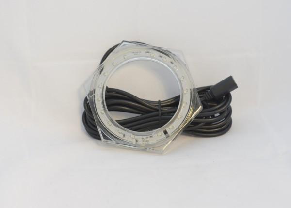 """Hydropool 2"""" Licht Ring mit DIN Verbindungsstecker"""