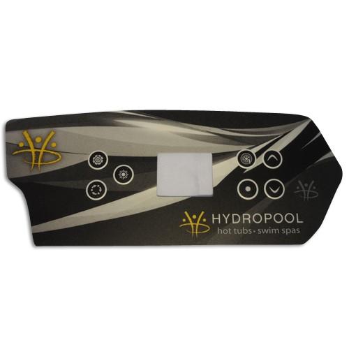 Gecko K560 / K500 Hydropool 1 Pump Overlay Sticker