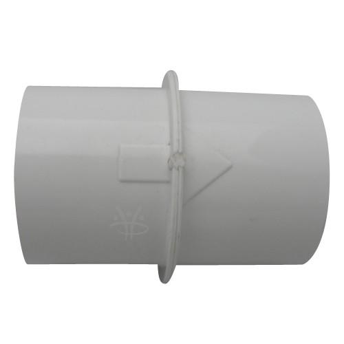"""2"""" PVC Einweg Klappen-Rückschlagventil SxS"""