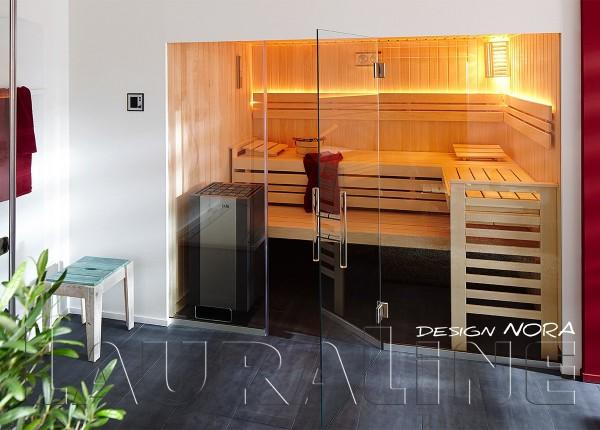 Design Innensauna LauraLine® - NORA