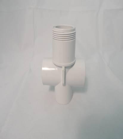 """1"""" Diverter Body Wasser-Umschaltventil"""
