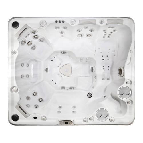 Hydropool H970 Titanium Indoor-/Outdoor-Whirlpool