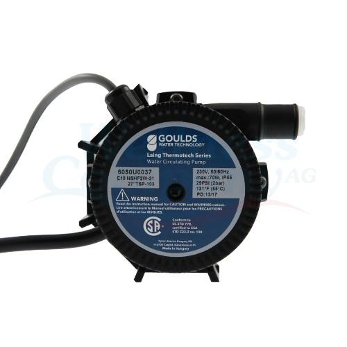 Whirlpool Zirkulationspumpe Laing E10 mit Druckschalter