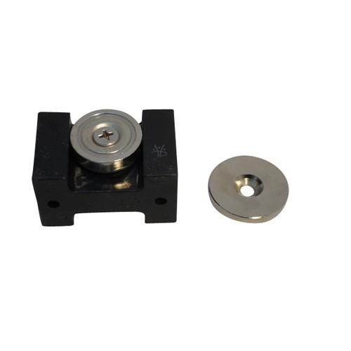 Magnetverschluss für Verkleidung