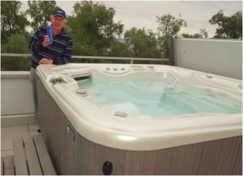 spabalancer im ausen whirlpool hotspring envoy kundenmeinungen zu spabalancer wasserpflege. Black Bedroom Furniture Sets. Home Design Ideas