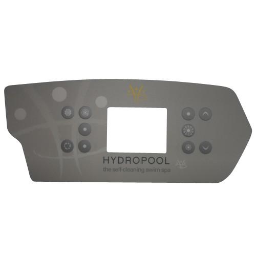 Display Aufkleber Gecko K862 1 Pump Swim Spa Overlay Sticker
