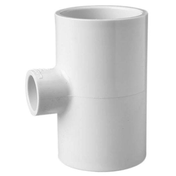 """3/4""""x3/4""""x1/2"""" Reduzier PVC T-Stück für Whirlpool"""