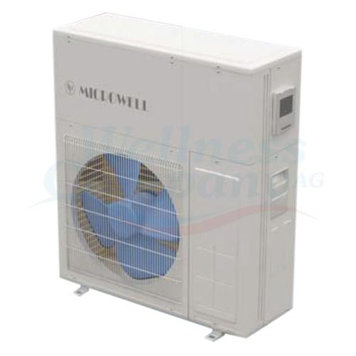 HP1400 Compact Omega 14.1 kW Wärmepumpe für Schwimmbad / Pool