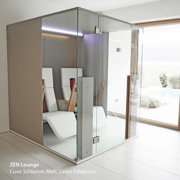 ZEN Lounge 2 - Liege Infrarotkabine von b-intense