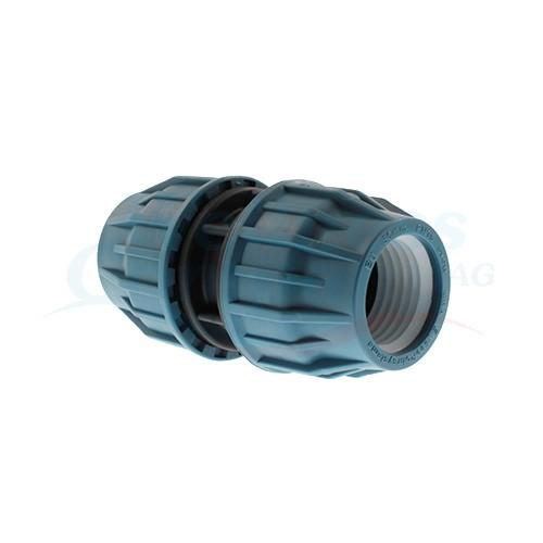 Klemmkupplung für Schwimmbadschläuche 50x50mm