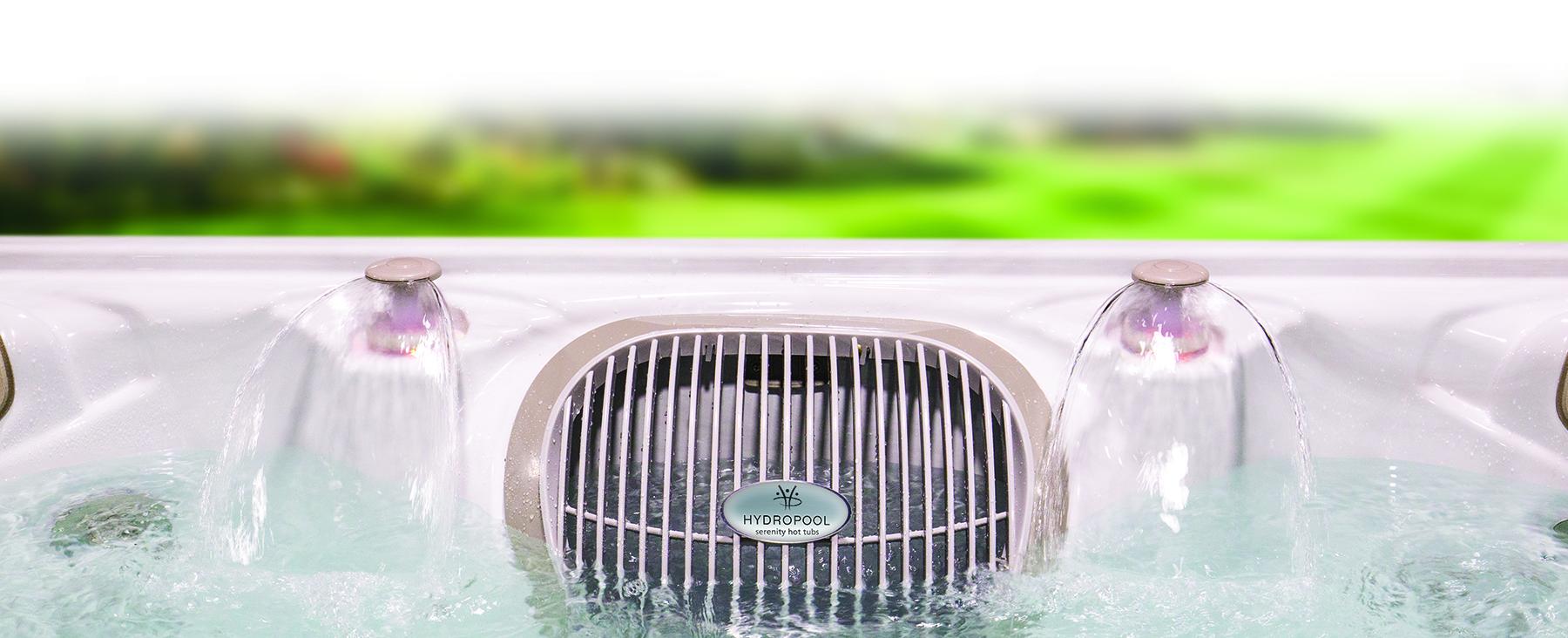 Hydropool Serenity Whirlpools