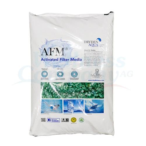 AFM Filtermaterial für Pool und Schwimmbad Filteranlage - Sack à 21 kg