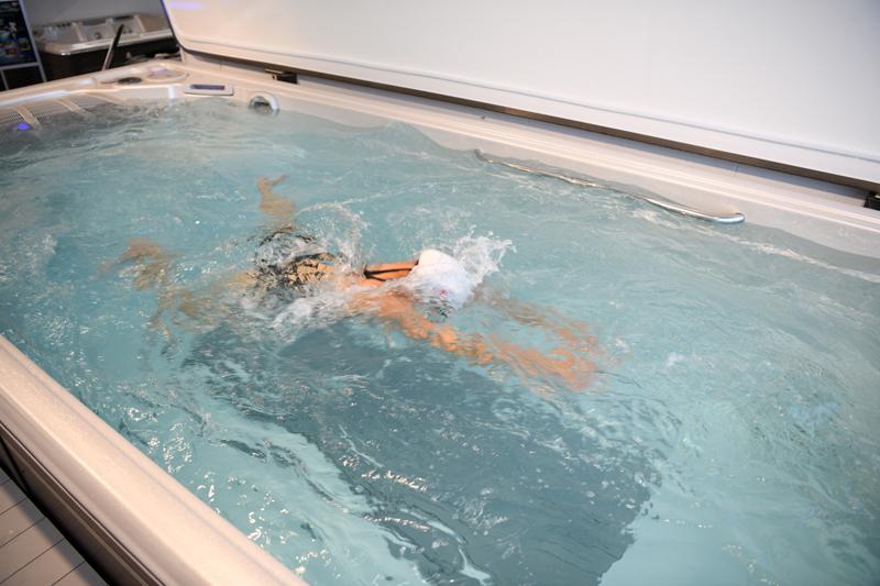 Neu! Hydropool Swim-Spa Executive-Linie - ohne Unterströmung ...