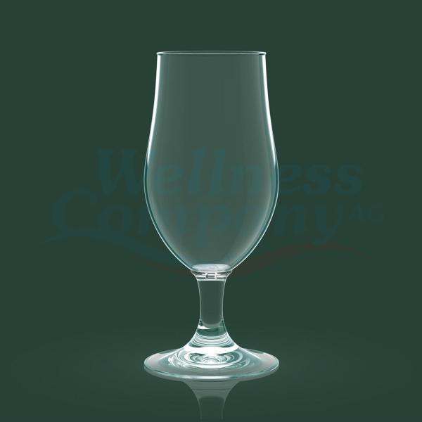 Bier Kunststoffglas - 25 cl