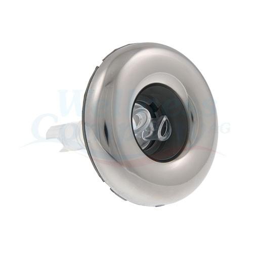"""Whirlpool Düse GLO LG Mini Storm Twin Roto, Edelstahl 3,2"""""""