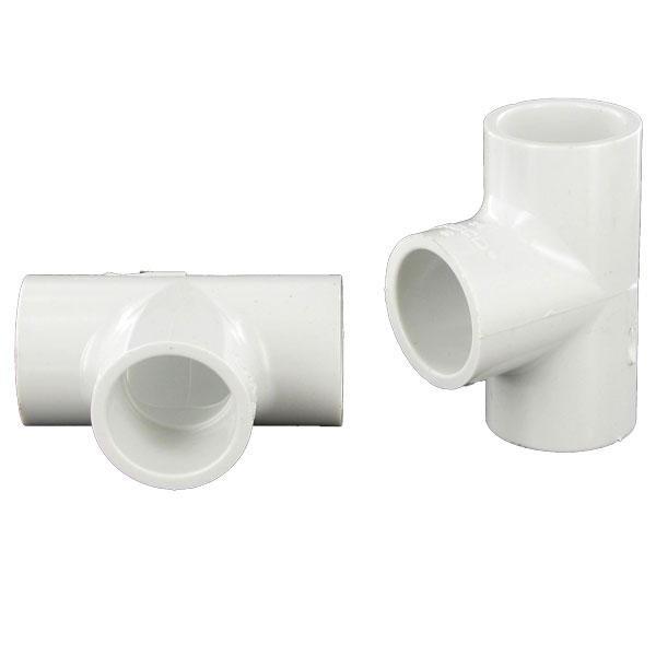 """3/4"""" PVC T-Stück SxSxS"""