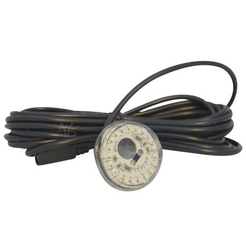 Hydropool LED20 klein mit DIN Verbindungsstecker