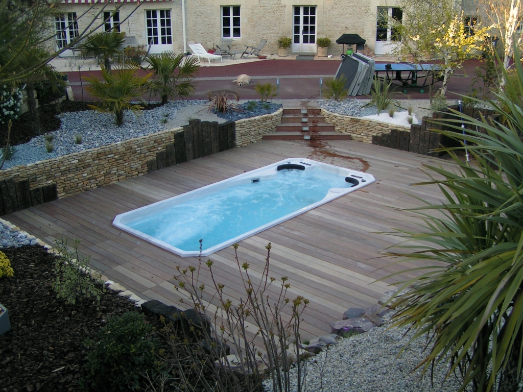 Images of Hydropool Swim Spa