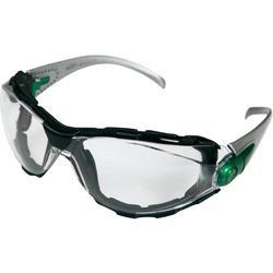 Schutzbrille farblos, hoher Tragekomfort